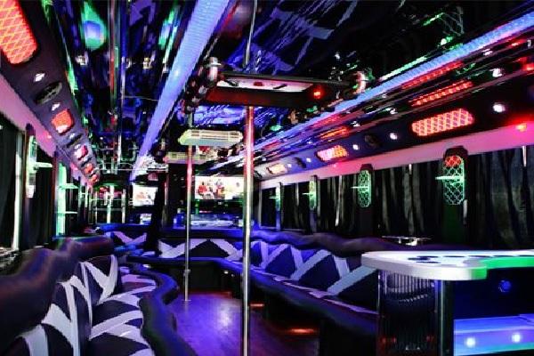 Party Bus Services OC