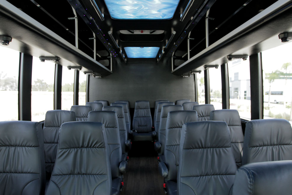 OCLS - 16 Passenger inside