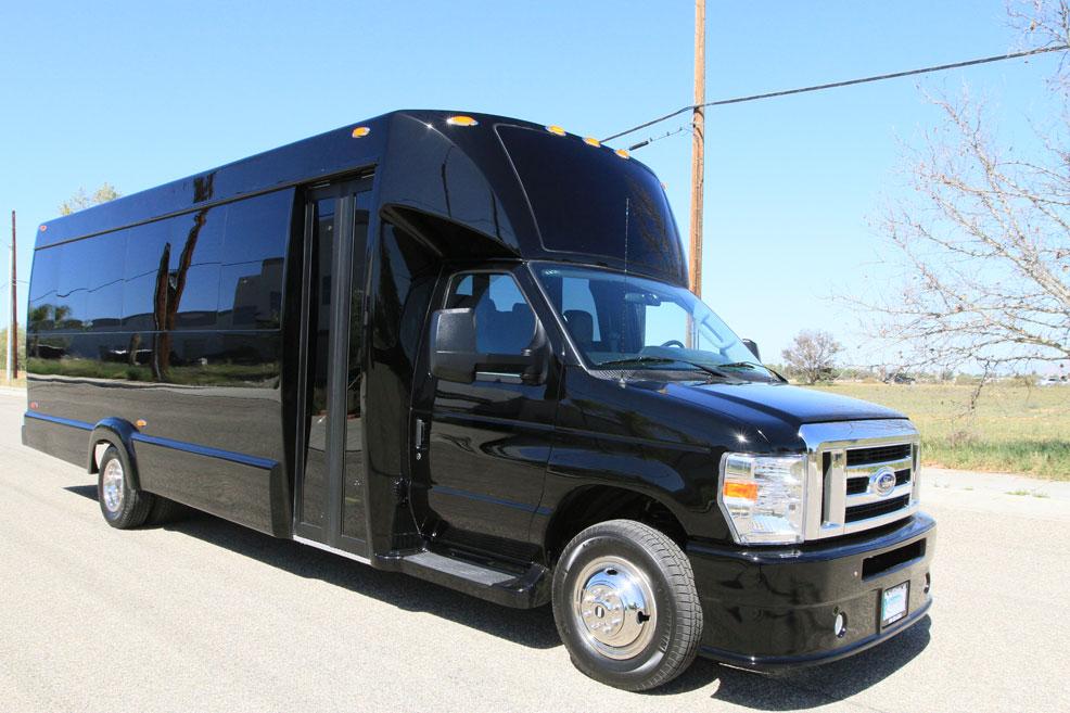 OCLS - 22 Passenger Minicoach WLuggage