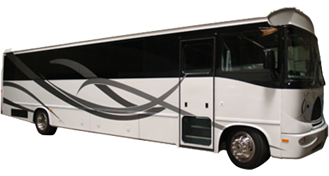 38 Passenger Party Bus