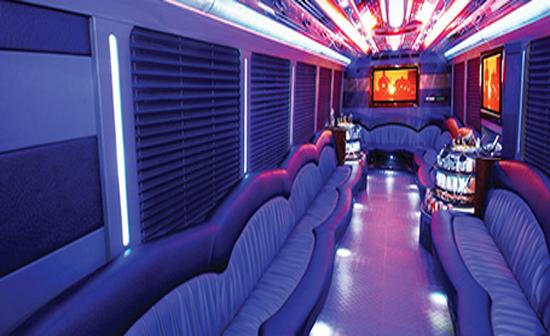 38 Passenger Bus