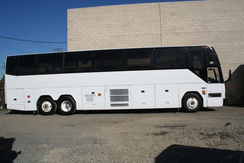 OCLS - 47 Passenger Motor Coach