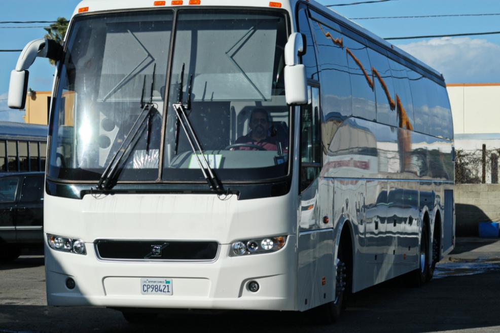 OCLS - 55 Passenger Motor Coach