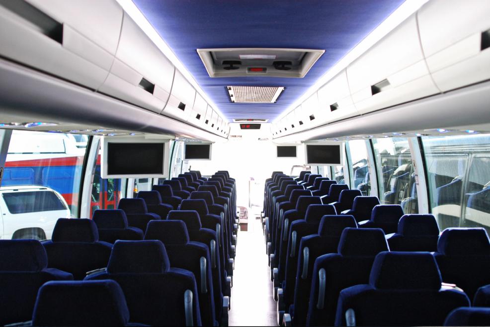 OCLS - 55 Passenger Inside