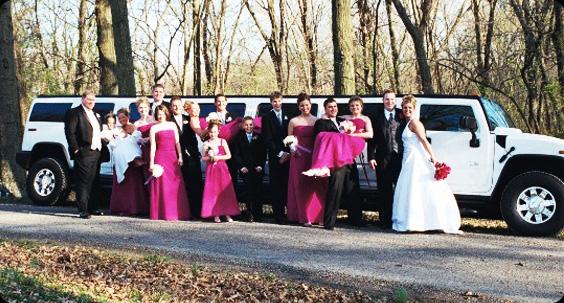 OCLS hummer-limo-wedding